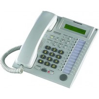 KX-T7731 Panasonic Refurbished Advanced Hybrid Proprietary Telephone 1-Line Backlit LCD Speakerphone White