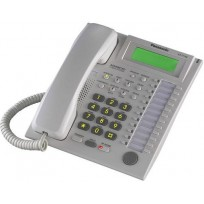 KX-T7736 Panasonic Advanced Hybrid Proprietary 3-Line Backlit LCD Speakerphone