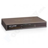 TP Link 4-Port PoE Switch for IP Cameras