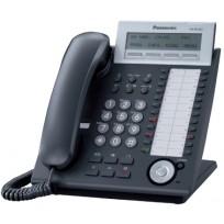 KX-DT333-B Panasonic Digital Proprietary Phone 3 line LCD 24 CO Key KX-DT333B Black