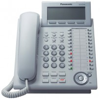 KX-NT346 Panasonic White IP Telephone 24 CO buttons 6-Line Backlit LCD SP-Phone