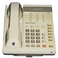 KX-T61620 Panasonic Refurbished System Phone 6 Button Speakerphone