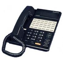 KX-T7220-B Panasonic Refurbished Digital Speakerphone 24 CO Line XDP KX-T7220B Black