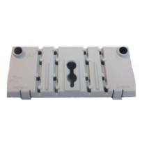 Wall Mount or Desk Mount Part for Any Panasonic 7400 Series White