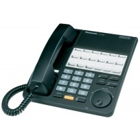 KX-T7420-B Panasonic Refurbished Digital 12-Line Speakerphone XDP KX-T7420B Black