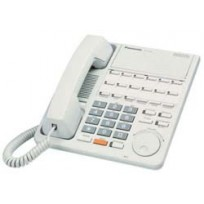 KX-T7420 Panasonic Digital 12 Button Speakerphone White