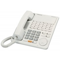 KX-T7425 Panasonic Refurbished Digital 24 Button Speakerphone White