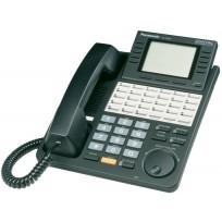 KX-T7436-B Panasonic Digital 24 Button Speakerphone 6-Line Display KXT7436B