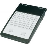 KX-T7441-B Panasonic Refurbished Digital 48 Button DSS Console Answer Transfer KX-T7441B Black