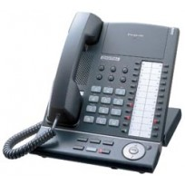 KX-T7625-B Panasonic Digital Proprietary Speakerphone 24 Button KX-T7625B
