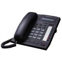 KX-T7667-B  Panasonic Refurbished Digital Proprietary Telephone 1-Line LCD Speakerphone 12 Button Black