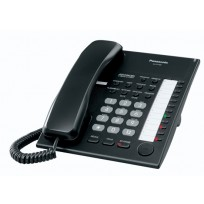 KX-T7720-B Panasonic Refurbished Advanced Hybrid Proprietary Telephone Speakerphone KX-T7720B Black