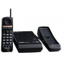 KX-T7880 Panasonic Refurbished 900 Mhz Wireless Multi-Line Phone Non-Display Cordless Telephone Black