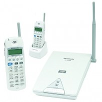 KX-TD7895-W Panasonic  900 mHz Digital Speard Spectrum SST Multi-Line Telephone with 3-Line LCD Display