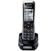 KX-TPA50B04 Panasonic Additional Cordless Handset Up to 6 per KX-TGP550/500