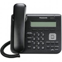 KX-UT113-B Panasonic Standard SIP Phone with 3 line Backlit LCD Display