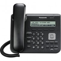 KX-UT113B  Panasonic Basic SIP Phone with 3 line LCD Display