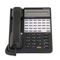 KX-T7130-B Panasonic Refurbished  Speakerphone LCD 12 CO Line Black