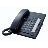 KX-T7750-B Panasonic Refurbished Black Non-Display Telephone