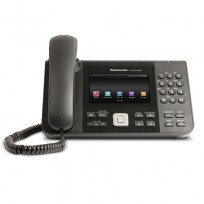 KX-UTG300B Panasonic 6 Line Touchscreen VoIP Phone
