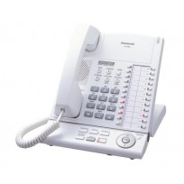 KX-T7625 Panasonic Refurbished Digital Proprietary Speakerphone 24 Button White