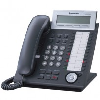 KX-NT343B  Panasonic Expandable IP Telephone with 24 Buttons and 3-Line Backlit LCD, Black
