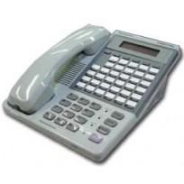 VB-43233 Panasonic Refurbished DBS Telephone 34 Button Display Speaker Gray