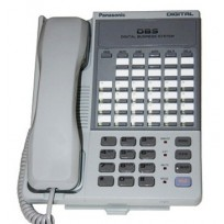 VB-43230 Panasonic Refurbished VB-43230 Telephone, 34-Button Gray