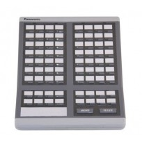 VB-43320 Panasonic Refurbished DBS Expansion Module 72 Button DSS/BLF Black