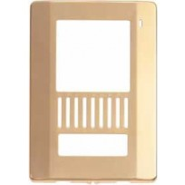 VL-GF001A-N Panasonic Decorative Face Plate for VL-GC003A Brass
